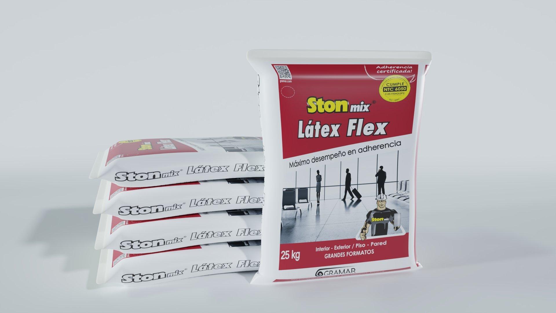 Latex Flex – Ston Mix | Adhesives | Granitos y Mármoles