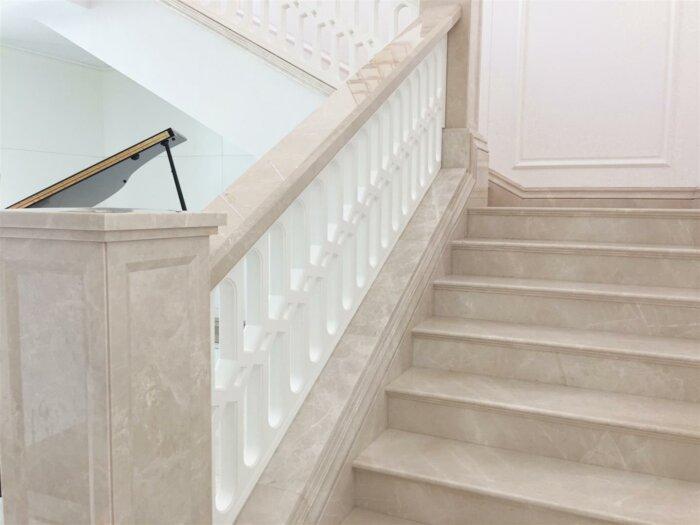 marmol vainilla pisos